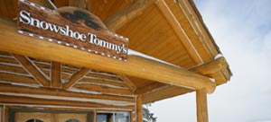 Snowshoe Tommy's Dining Image