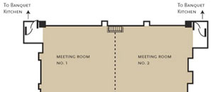 St. Regis Main Floor Floor Plan