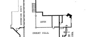 Silver Lake Main Floor Floor Plan