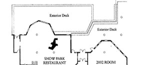 Snow Park Main Floor Floor Plan