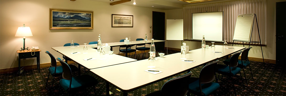 Goldener Hirsch Inn conference room