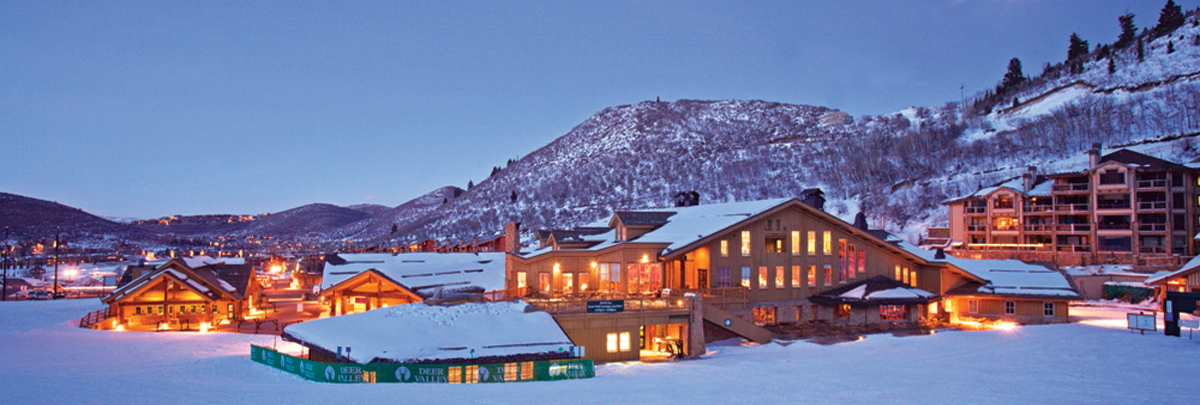 Snow Park Lodge at Deer Valley