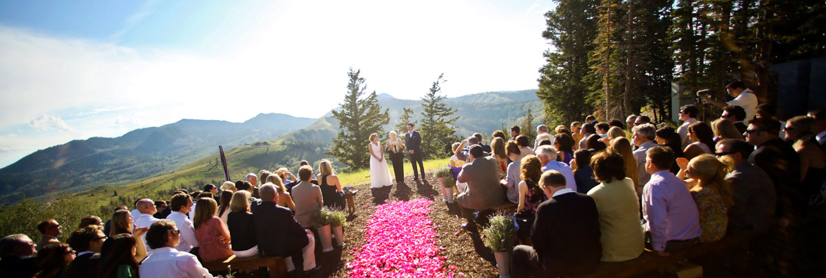 Weddings at Deer Valley