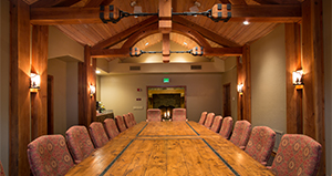 Meeting Room inside Lodges at Deer Valley