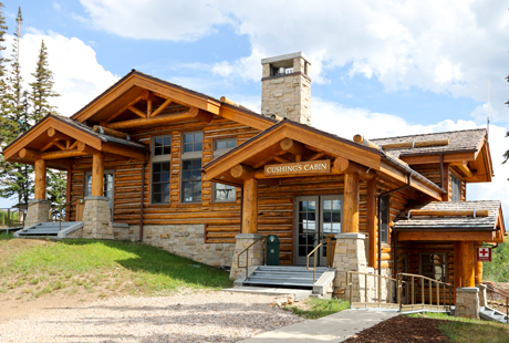 Weddings and special occasions deer valley resort park city for Cooper s cabin park city
