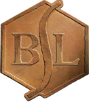 View of Silver Baron Lodge logo