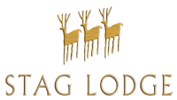 View of Stag Lodge logo