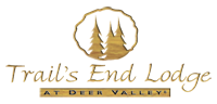 View of Trail's End Lodge logo