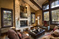 Thumbnail interior view of living area in Larkspur 8895