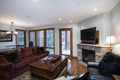 Thumbnail interior view of living area of Silver Baron Lodge two bedroom condominium