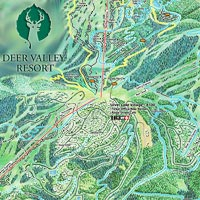 Summer Trail Map Image