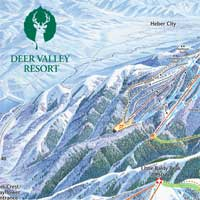 Winter Trail Map Image