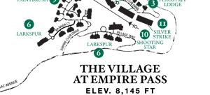 Empire Village Map Image