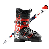 Image of Enthusiast boot and ski