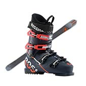 Image of Performance boot and ski