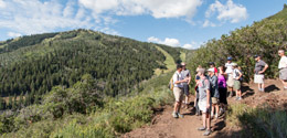 Guided Historical Hike