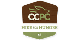 Hike For Hunger Logo