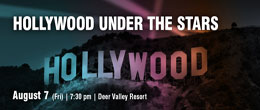 Hollywood Under The Stars