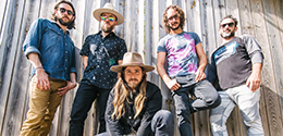 Lukas Nelson Band Photo