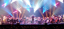 The Music of Pink Floyd Concert Image
