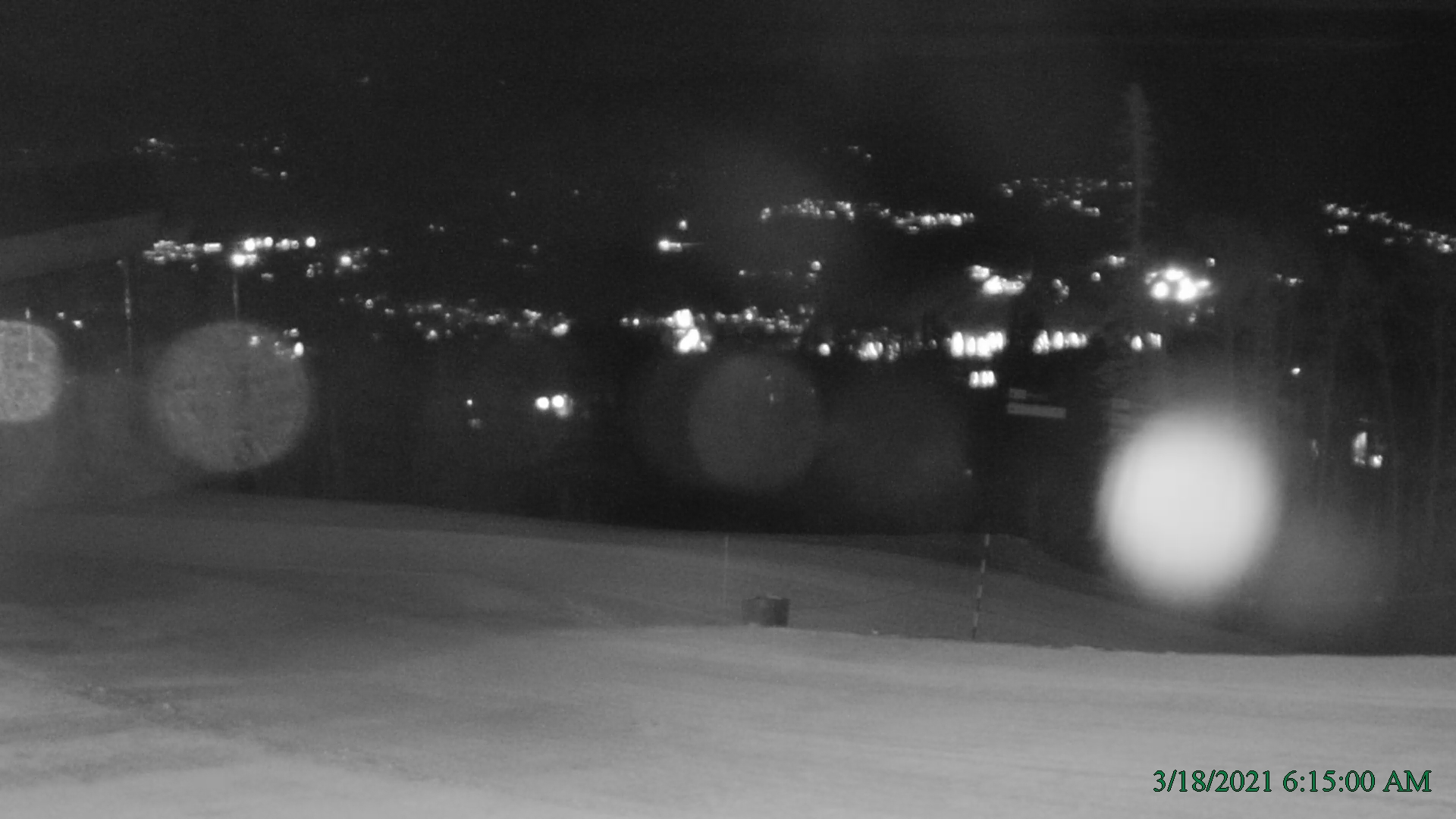 Silver Strike Express Chairlift Webcam Image