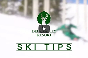 Edge from your feet up ski tip video