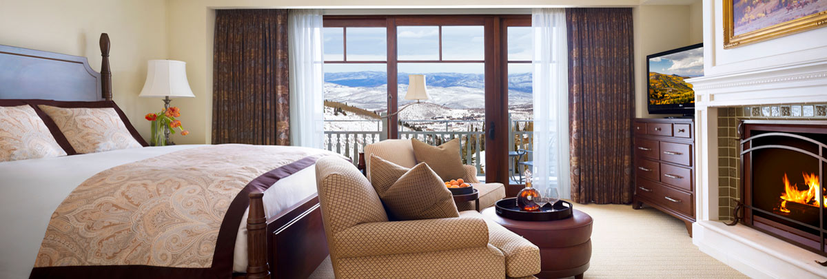 are the rooms at the Montage Deer Valley Utah nice