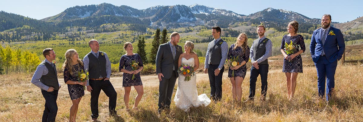 Weddings And Special Occasions Deer Valley Resort Park City
